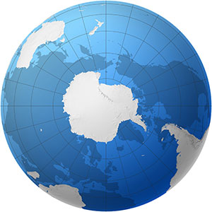 Southern Oceans Role In Climate Regulation Ocean Health Goal Of - Southern ocean in world map
