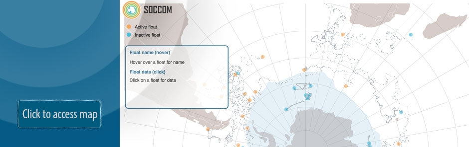 SOCCOM Unlocking the Mysteries of the Southern Ocean